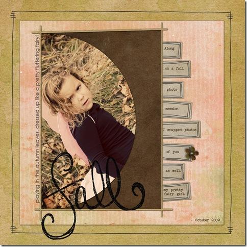 2009 1009 Gianna Fall Fairyweb