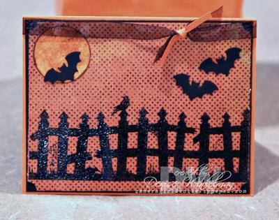 Halloweenfencecard